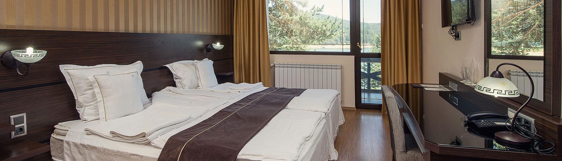 Grand FAMILY SPA HOTEL HEBAR - Rooms